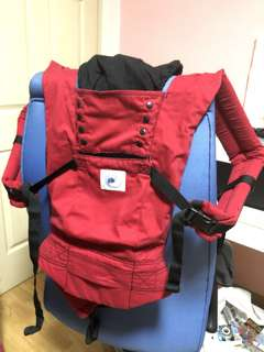 Rare: Pre-loved Ergo baby sport carrier