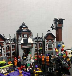 Lego Batman collection