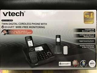 數碼室內無線子母電話&無線家居監控