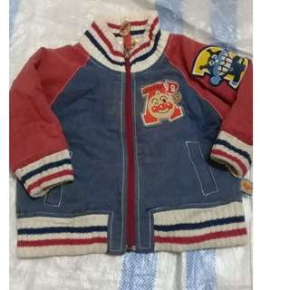 Anpanman Zipped Jacket