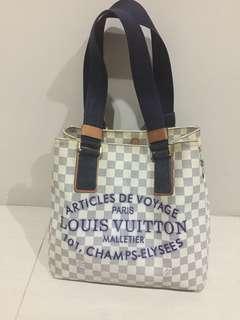 LV Louis Vuitton Damier Azur BIARRITZ