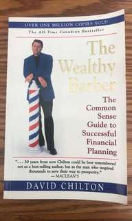 The wealthy barber by david chilton book Euc
