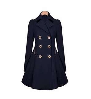 Light blazer navy color size xl #MidMay75