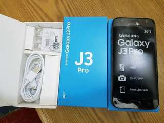 Samsung galaxy j3pro 2017