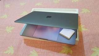 Apple Care保固 2016 Macbook Pro 13吋 8G/256G 無Touch Bar版 附原廠轉接器