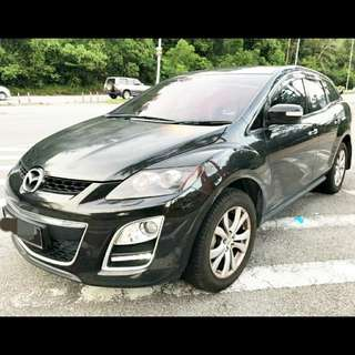 MAZDA CX7 2.3 (A) SAMBUNG BAYAR BAYAR / CAR CONTINUE LOAN