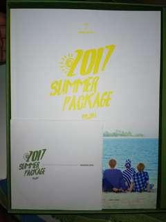 BTS Summer Package 2017 Photobook