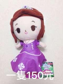 小公主蘇菲亞娃娃