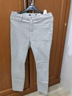 Trousers pull n bear slim fit