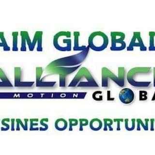 Aim Global in motion