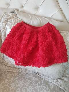 Girls skirt size 6/8