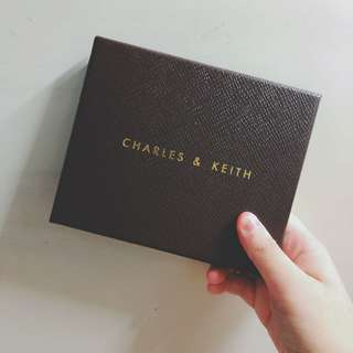 Charles and Keith cardholder