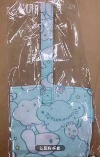 環保杯套 可愛 卡通 防水 大耳狗