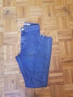 Topshop Joni Jeans 24W/32L
