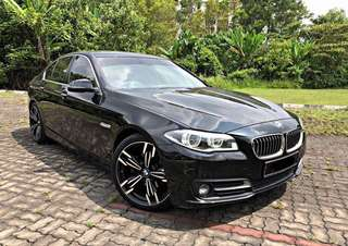 BMW F10 520i NEW FACELIFT