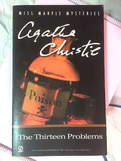 Agatha Christie - The Thirteen Problems