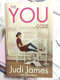 The You Code - Judi James and James Moore