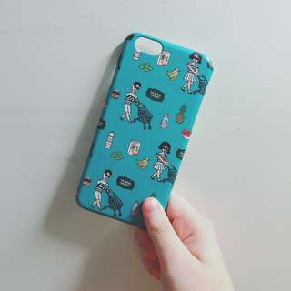 [iphone 6/6s case]正版oohlala phonecase