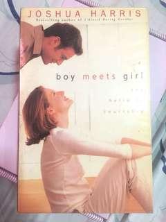 Boy Meets Girl - Joshua Harris