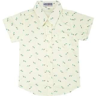 Anchor CREAM TRIANGLES Shirt