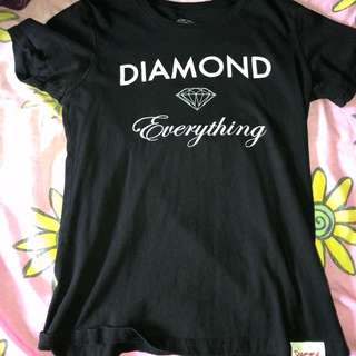 diamond supply t shirt