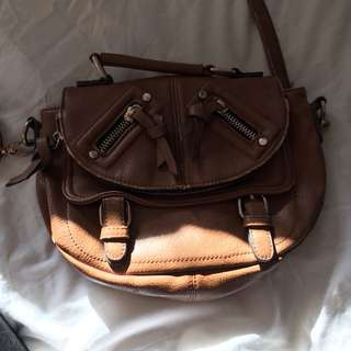Brown Aldo Purse / Bag