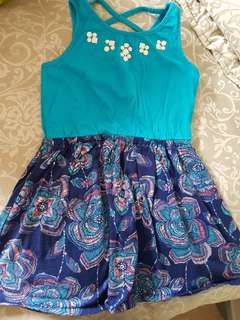 Gymboree girls summer dress - Size 7
