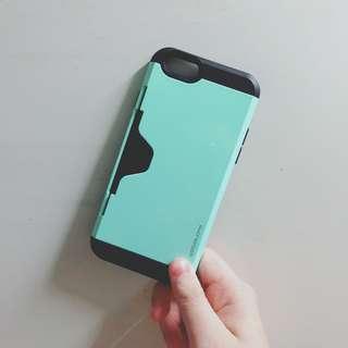 [iPhone 6/6s Case]插卡phonecase