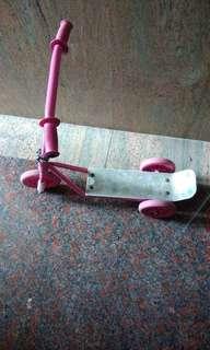 🚚 二手滑步車