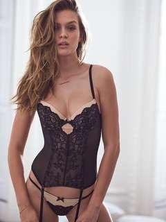 Brand New Victoria Secret 2PC Bustier