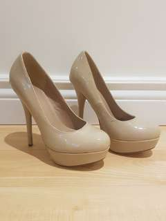 BRAND NEW - Nude Stilettos