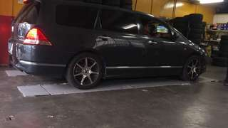 Honda Odessey rb1 - Ready KL
