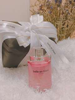 Jo Malone Lotus Blossom & Water Lily inspired perfume 20% oil-based in 60ml | Ribbon bottle