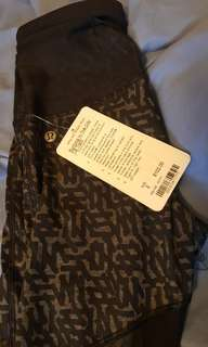 lululemon leggings brand new