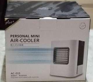 Personal cool fan  AC-01S個人式涼風扇AC-01S