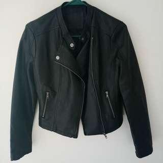 Bluenotes Leather Jacket