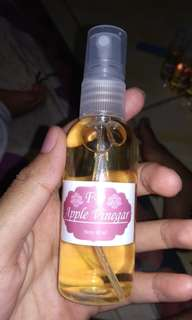 Apple Vinegar ( cuka apel)