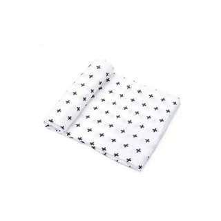 100% Cotton Muslin Swaddle 12