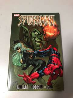 Spider-Man marvel knights complete tpb