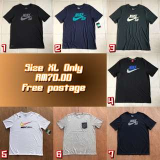 Authentic Nike Tee (XL)
