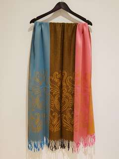 BRAND NEW - Beautiful Pashmina Scarf