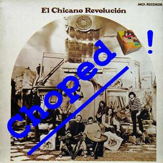el chicano Vinyl LP used, 12-inch, may or may not have fine scratches, but playable. NO REFUND. Collect Bedok or The ADELPHI.