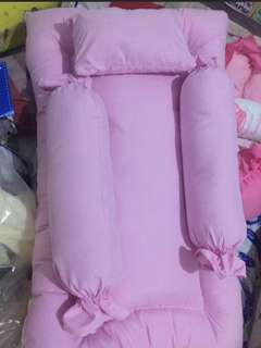 Brand new! two color baby comforter