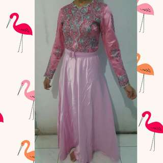 Kebaya Pink / Kebaya Modern / Dress