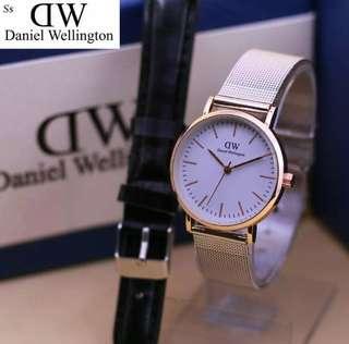 Daniel willington petite sterling series 32mm for women