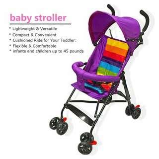 Lightweight Stroller - PURPLE