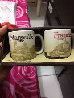 MUG MINI STARBUCK PARIS
