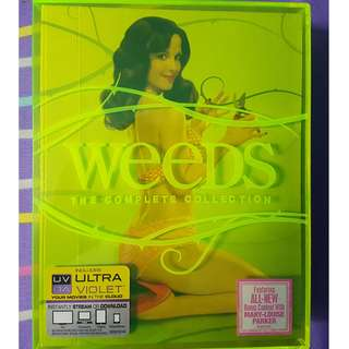 Weeds: Complete Collection