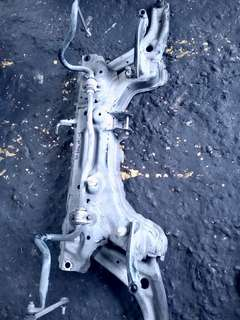 Lower Arm Ford Fiesta 1.6S