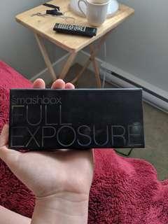 Smashbox full exposure pallet